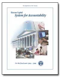 System for Accountability for the Fiscal... by United States Department of the Treasury