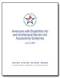 Ada Chapter 1 : Application and Administ... by United States Access Board