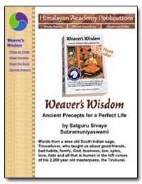 Weaver's Wisdom by Subramuniyaswami, Satguru Sivaya