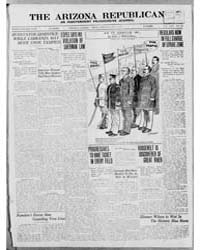 Arizona Republican : Volume 1, May 1914 by Republican Pub. Co.