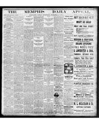 Memphis Daily Appeal : Volume 46, Oct 18... by Seawell, S.T. ; Stanton, W.N.