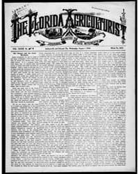 The Florida Agriculturist : Volume 1, Au... by Kilkoff & Dean