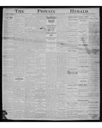 The Phoenix Herald : Volume 3, Aug 1882 by Gosper & McClintock