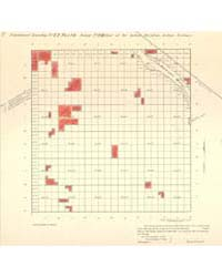 Allotment Map of Fractional Township 12 ... by Department of the Interior Office of Indian Affair...
