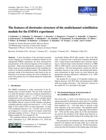 The Features of Electronics Structure of... by Volchenko, V.