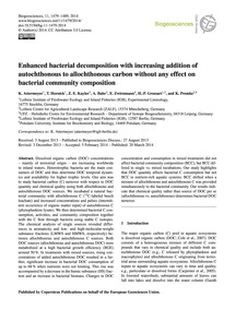 Enhanced Bacterial Decomposition with In... by Attermeyer, K.