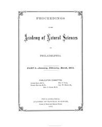 Proceedings of the Academy of Natural Sc... by Nolan, J. Edward