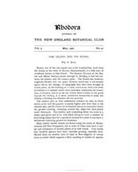 Rhodora ; Volume 4 : No 41 : May : 1902 by