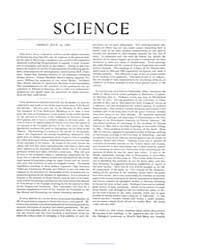 Science ; Volume 12 : No 286 Jul 1888 by