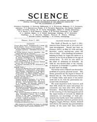 Science ; Volume 13 : No 336 : Jun 7 : 1... by