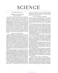 Science ; Volume 17 : No 422 Mar 1891 by