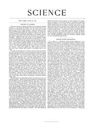 Science ; Volume 17 : No 437 Jun 1891 by