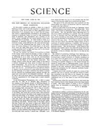 Science ; Volume 19 : No 482 Apr 1892 by