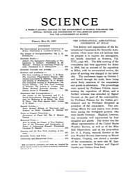 Science ; Volume 25 : No 648 : May 31 : ... by