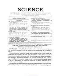 Science ; Volume 27 : No 680 : Jan : 10 ... by