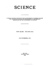 Science ; Volume 30 : No 757 : Jul 2 : 1... by