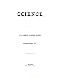 Science ; Volume 34 : No 862 : Jul 7 : 1... by