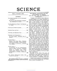 Science ; Volume 38 : No 979 : Oct 3 : 1... by