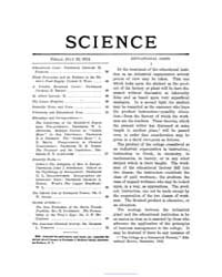 Science ; Volume 40 : No 1019 : Jul 10 :... by