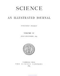 Science ; Volume 4 : No 74 : Jul 4 : 188... by