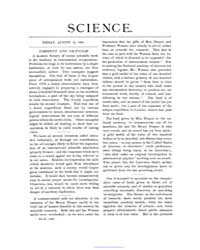 Science ; Volume 4 : No 80 : Aug 15 : 18... by