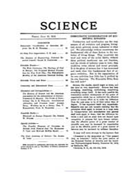 Science ; Volume 50 : No 1281 : Jul 18 :... by