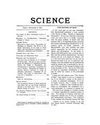 Science ; Volume 54 : No 1393 : Sep 9 : ... by