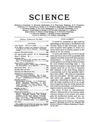Science ; Volume 5 : No 112 : Feb 19 : 1... by