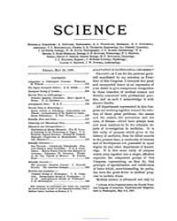 Science ; Volume 5 : No 126 : May 28 : 1... by