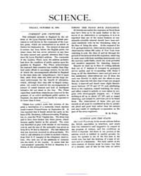 Science ; Volume 6 : No 141 : Oct 16 : 1... by