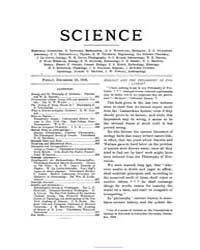 Science ; Volume 8 : No 208 : Dec 23 : 1... by