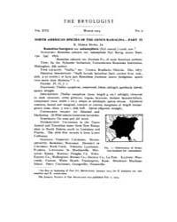 The Bryologist : 1914 ; Mar. No. 2 Vol. ... Volume Vol. 17 by Goffinet, Bernard