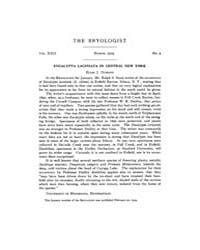 The Bryologist : 1919 ; Mar. No. 2 Vol. ... Volume Vol. 22 by Goffinet, Bernard