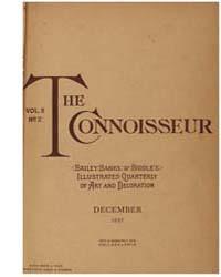 The Connoisseur : 1887 ; Dec. No. 2 Vol.... Volume Vol. 2 by Dalal, Nergis