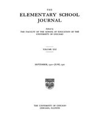 The Elementary School Journal : 1920 Sep... Volume Vol.21 by Gersten,russell
