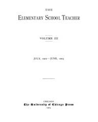 The Elementary School Teacher and Course... Volume Vol.3 by Gersten,russell