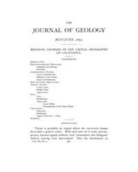 The Journal of Geology : 1895 May-jun. N... Volume Vol.78 by Rowley, David
