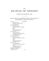 The Journal of Geology : 1896 Feb.-mar. ... Volume Vol.79 by Rowley, David