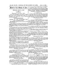 The Journal of the Society of Arts : 186... Volume Vol.11 by