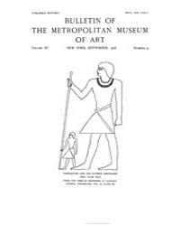The Metropolitan Museum of Art Bulletin ... Volume Vol. 11 by