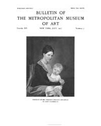 The Metropolitan Museum of Art Bulletin ... Volume Vol. 12 by