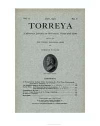 Torreya ; Volume 11 : No 6 : Jun : 1911 by