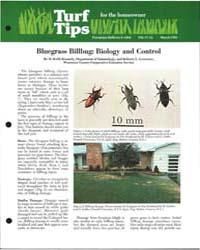 Bluegrass Billbug : Biology and Control,... by Kennedy, Keith