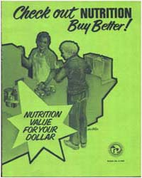 Check Out Nutrition Buy Better!, Documen... by Penny K. Ross.