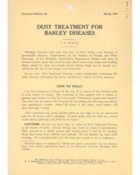Dust Treatment For, Document E191 by Muncie, J.H.