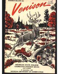 Venison, Document E253Rev3Print3 by Michigan State University