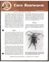 Corn Rootworm, Document E736Rev4 by Ruppel, Robert F.