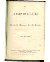 The Standard-bearer, Volume Xii, Documen... by Michigan State University