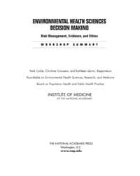 Environmental Health Sciences Decision M... by National Academies Press US