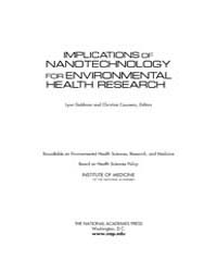 Implications of Nanotechnology for Envir... by L, Goldman